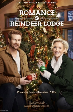 Romance at Reindeer Lodge - Movie Poster (thumbnail)