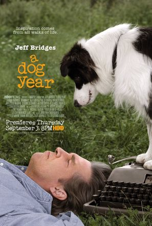 A Dog Year - Movie Poster (thumbnail)