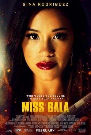 Miss Bala - Movie Poster (thumbnail)