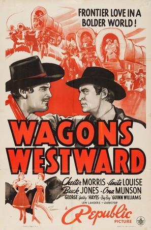 Wagons Westward - Movie Poster (thumbnail)