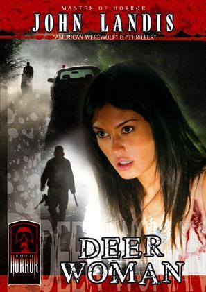 """Masters of Horror"" Deer Woman - German DVD movie cover (thumbnail)"