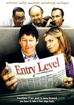 Entry Level - DVD movie cover (thumbnail)
