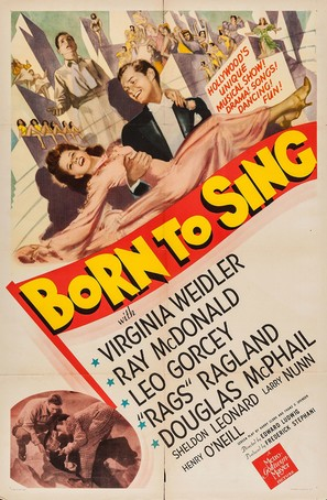 Born to Sing - Movie Poster (thumbnail)