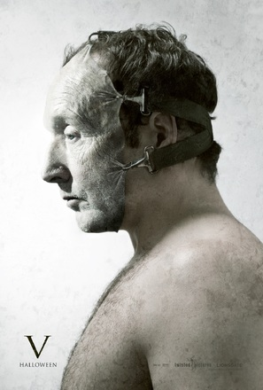 Saw V - Movie Poster (thumbnail)