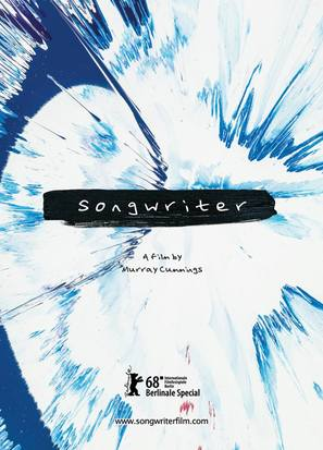Songwriter - British Movie Poster (thumbnail)