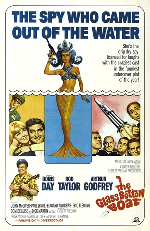 The Glass Bottom Boat - Movie Poster (thumbnail)