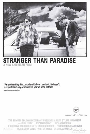 Stranger Than Paradise - Movie Poster (thumbnail)