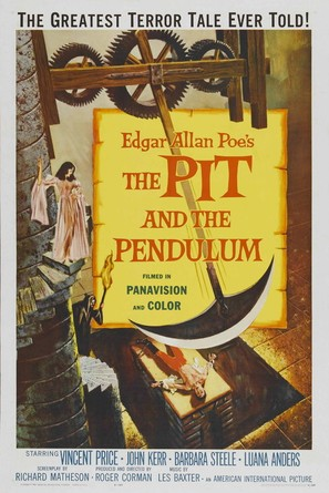Pit and the Pendulum - Movie Poster (thumbnail)