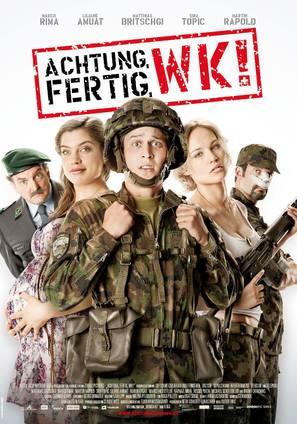 Achtung, fertig, WK! - Swiss Movie Poster (thumbnail)
