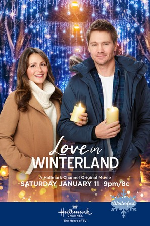 Love in Winterland - Movie Poster (thumbnail)