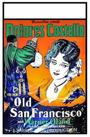 Old San Francisco - Movie Poster (thumbnail)