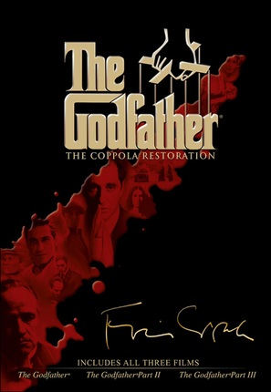 The Godfather Trilogy: 1901-1980 - DVD cover (thumbnail)