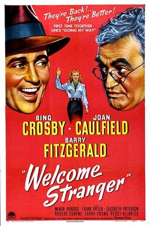 Welcome Stranger - Movie Poster (thumbnail)