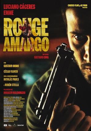 Rouge amargo - Argentinian Movie Poster (thumbnail)