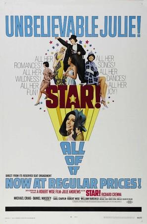 Star! - Movie Poster (thumbnail)