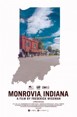 Monrovia, Indiana - Movie Poster (thumbnail)