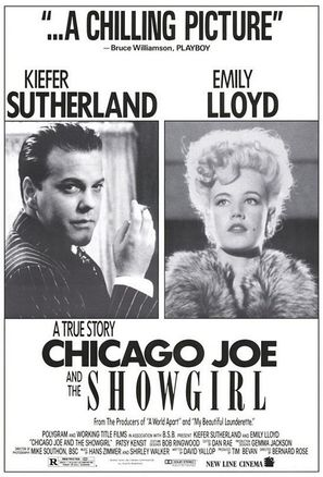 Chicago Joe and the Showgirl - Movie Poster (thumbnail)