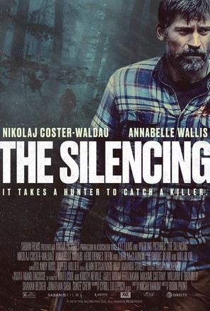 The Silencing - Movie Poster (thumbnail)