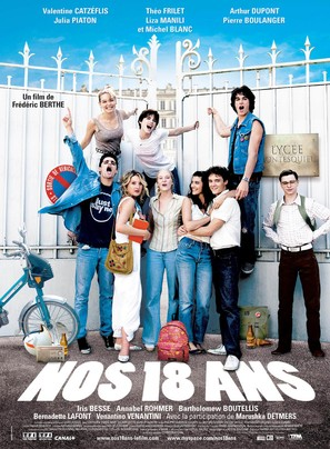 Nos 18 ans - French poster (thumbnail)