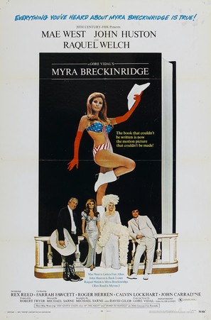 Myra Breckinridge - Movie Poster (thumbnail)
