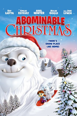 Abominable Christmas - DVD movie cover (thumbnail)