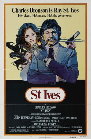 St. Ives - Movie Poster (thumbnail)