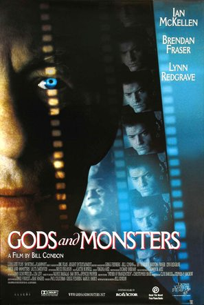 Gods and Monsters - Movie Poster (thumbnail)