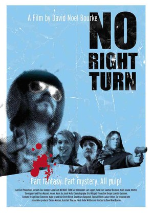 No Right Turn - Movie Poster (thumbnail)