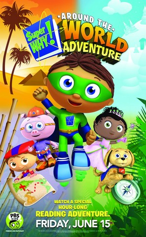 """""""Super Why!"""" - Movie Poster (thumbnail)"""