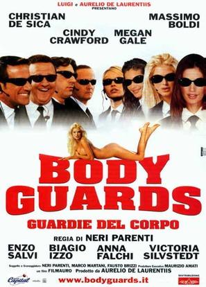 Bodyguards - Guardie del corpo - Italian Movie Poster (thumbnail)