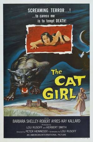 Cat Girl - Movie Poster (thumbnail)