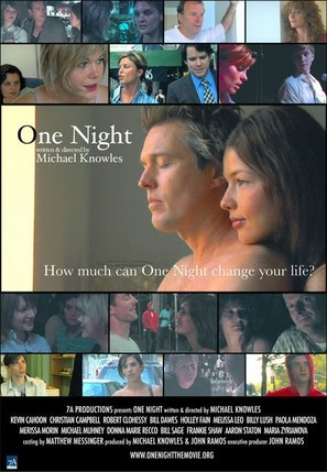 One Night - Movie Poster (thumbnail)