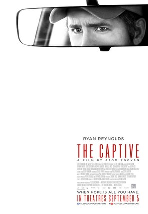 The Captive - Canadian Movie Poster (thumbnail)