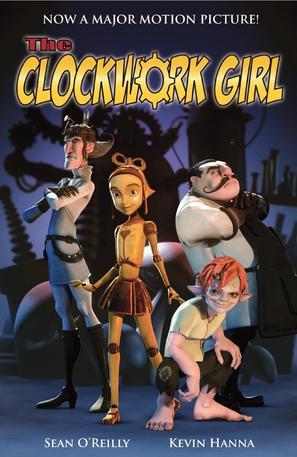 The Clockwork Girl - Movie Poster (thumbnail)