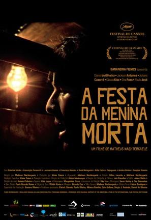 A Festa da Menina Morta - Brazilian Movie Poster (thumbnail)
