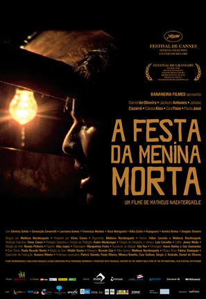 A Festa da Menina Morta - Brazilian Movie Poster (thumbnail)