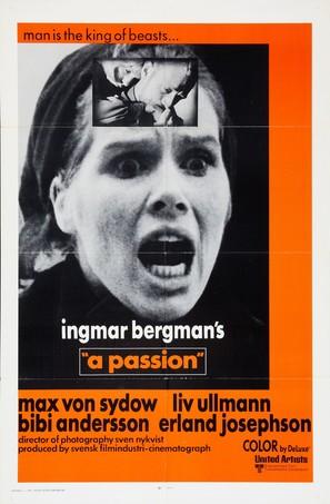 En passion - Movie Poster (thumbnail)