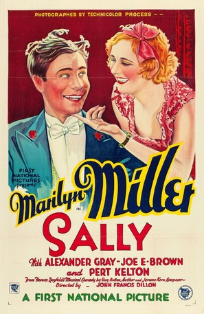 Sally - Movie Poster (thumbnail)
