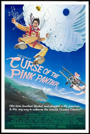 Curse of the Pink Panther - Movie Poster (thumbnail)
