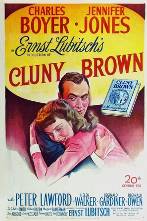 Cluny Brown - Movie Poster (thumbnail)