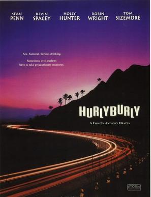 Hurlyburly - poster (thumbnail)
