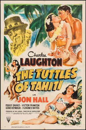 The Tuttles of Tahiti - Movie Poster (thumbnail)