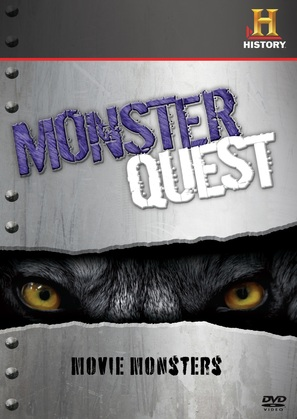 """MonsterQuest"" - Movie Cover (thumbnail)"