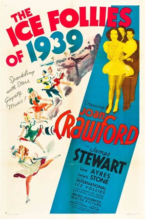 The Ice Follies of 1939 - Movie Poster (thumbnail)