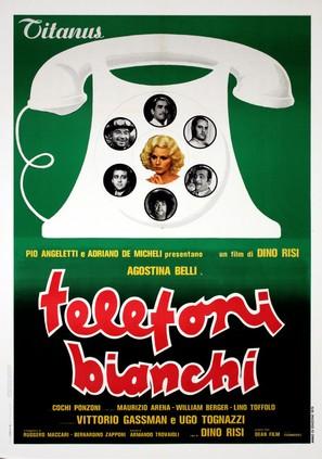 Telefoni bianchi - Italian Movie Poster (thumbnail)