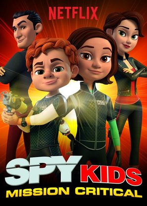 """Spy Kids: Mission Critical"""