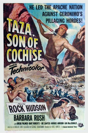 Taza, Son of Cochise - Movie Poster (thumbnail)