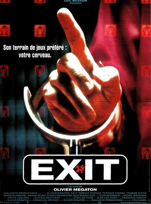 Exit - French Movie Poster (thumbnail)