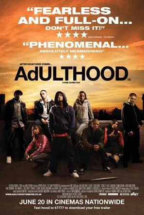Adulthood - British Movie Poster (thumbnail)