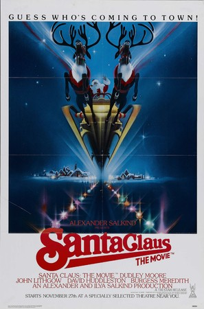 Santa Claus - Movie Poster (thumbnail)